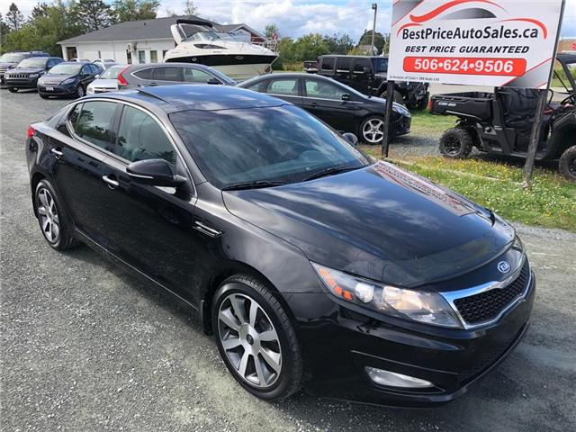 2011 Kia Optima (Stk: A2668) In Miramichi   Image 1 Of 30