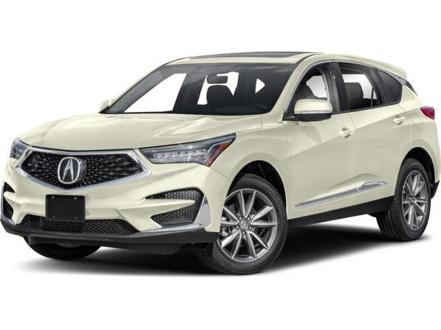 2019 Acura RDX Tech (Stk: K803967) in Brampton - Image 1 of 9