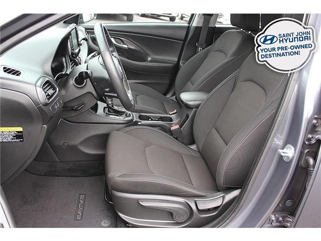 2018 Hyundai Elantra GT GL (Stk: U1611) in Saint John - Image 9 of 23