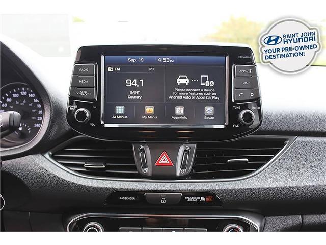 2018 Hyundai Elantra GT GL (Stk: U1611) in Saint John - Image 13 of 23