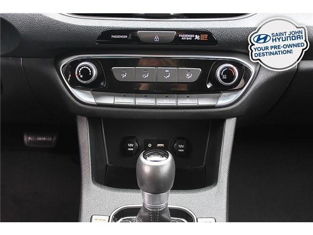 2018 Hyundai Elantra GT GL (Stk: U1611) in Saint John - Image 16 of 23