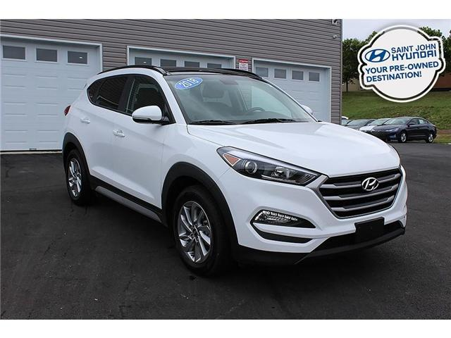 2018 Hyundai Tucson  (Stk: U1899) in Saint John - Image 1 of 24