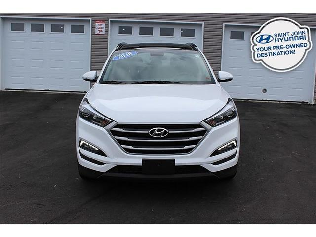 2018 Hyundai Tucson  (Stk: U1899) in Saint John - Image 2 of 24