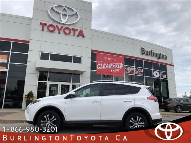 2016 Toyota RAV4 LE (Stk: U10399) in Burlington - Image 1 of 18