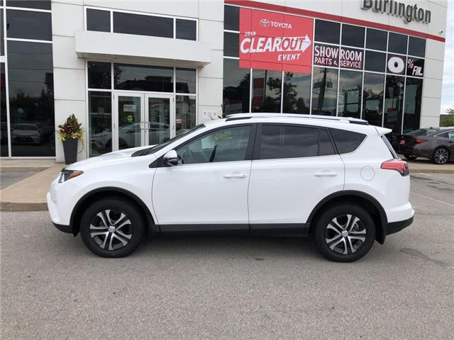 2016 Toyota RAV4 LE (Stk: U10399) in Burlington - Image 2 of 18