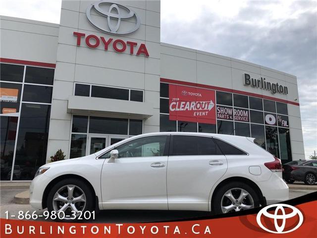 2014 Toyota Venza Base V6 (Stk: U10407) in Burlington - Image 1 of 20