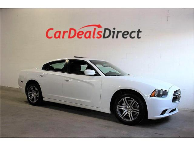 2014 Dodge Charger SXT (Stk: 361779) in Vaughan - Image 1 of 30