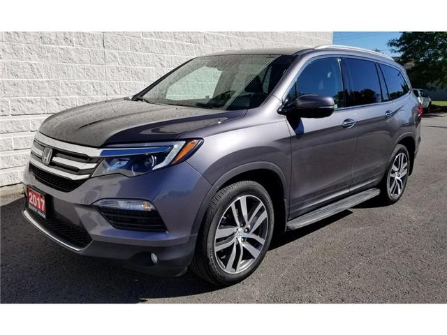 2017 Honda Pilot Touring (Stk: 17372) in Kingston - Image 2 of 20