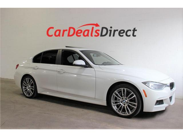 2015 BMW 335i xDrive (Stk: 705274) in Vaughan - Image 1 of 30