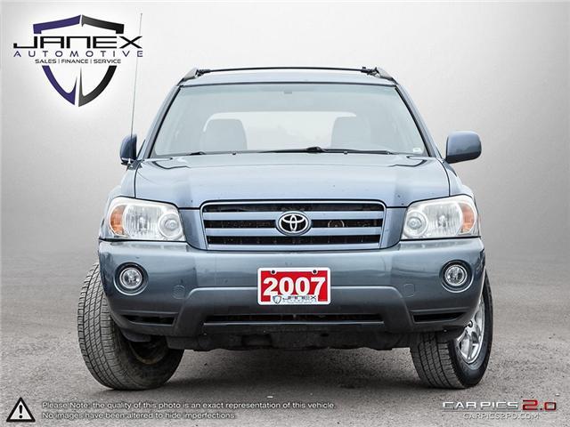2007 Toyota Highlander V6 (Stk: 18646) in Ottawa - Image 2 of 28
