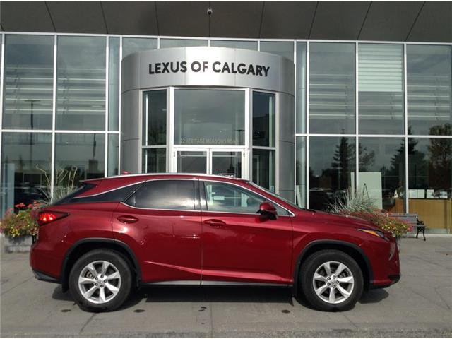2016 Lexus RX 350 Base (Stk: 180488A) in Calgary - Image 1 of 16