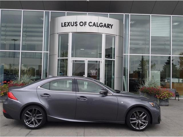 2018 Lexus IS 350 Base (Stk: 180726) in Calgary - Image 1 of 10