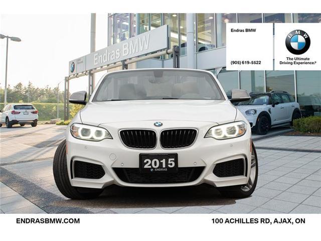 2015 BMW M235i  (Stk: P5612) in Ajax - Image 2 of 18