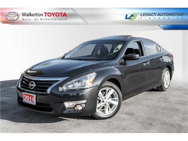 2014 Nissan Altima  (Stk: P8157) in Walkerton - Image 1 of 19