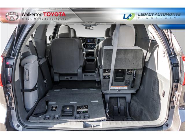 2017 Toyota Sienna LE 8 Passenger (Stk: P7073) in Kincardine - Image 7 of 18