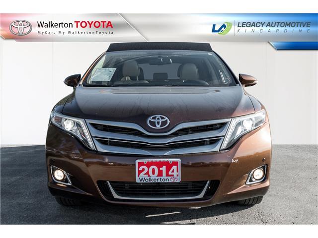 2014 Toyota Venza Base V6 (Stk: P8163) in Walkerton - Image 2 of 22