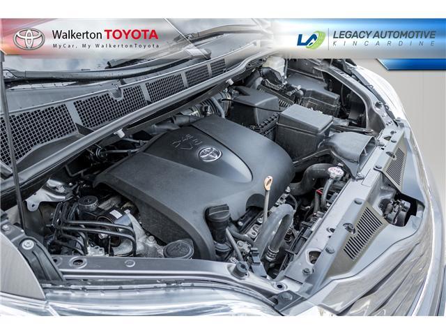 2017 Toyota Sienna LE 8 Passenger (Stk: P7073) in Kincardine - Image 12 of 18