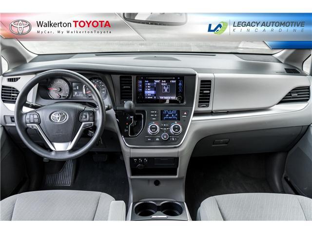 2017 Toyota Sienna LE 8 Passenger (Stk: P7073) in Kincardine - Image 13 of 18
