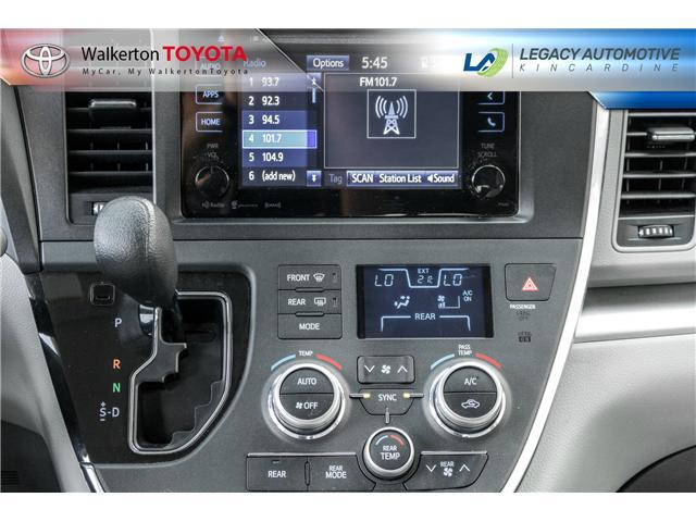 2017 Toyota Sienna LE 8 Passenger (Stk: P7073) in Kincardine - Image 14 of 18