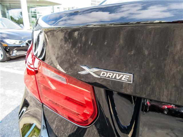 2013 BMW 328i xDrive (Stk: P8517) in Thornhill - Image 20 of 27