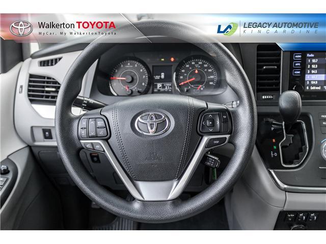 2017 Toyota Sienna LE 8 Passenger (Stk: P7073) in Kincardine - Image 16 of 18
