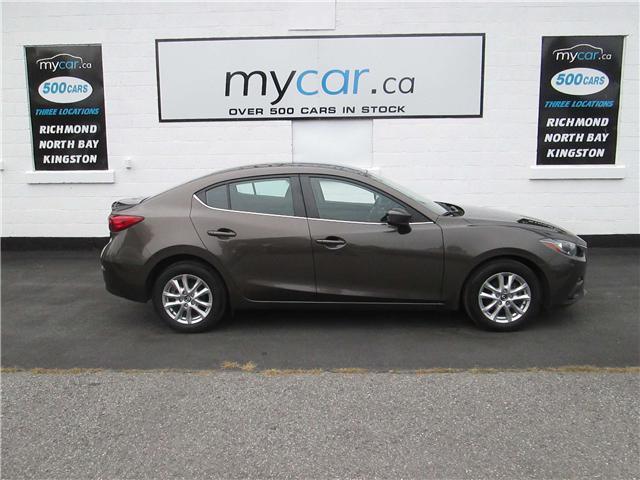 2015 Mazda Mazda3 GS (Stk: 181340) in Richmond - Image 1 of 13