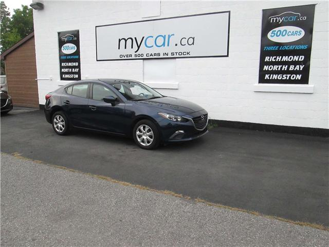 2015 Mazda Mazda3 GX (Stk: 181346) in Richmond - Image 2 of 13