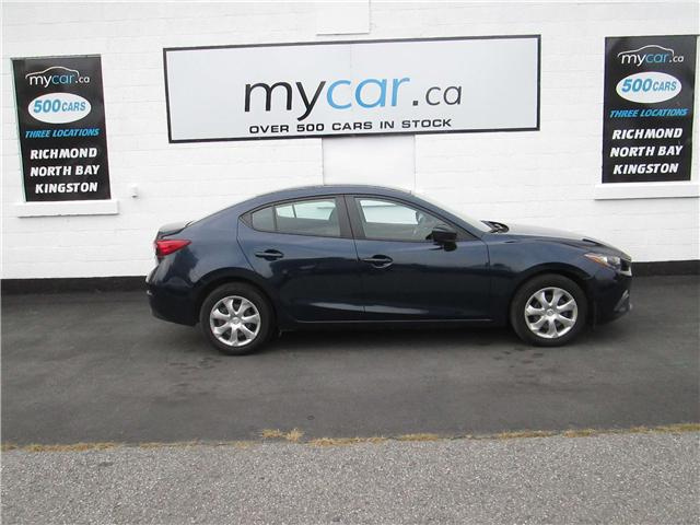 2015 Mazda Mazda3 GX (Stk: 181346) in Richmond - Image 1 of 13