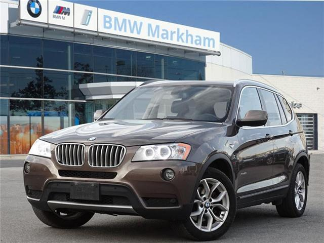 2014 BMW X3 xDrive28i (Stk: 36445A) in Markham - Image 1 of 17