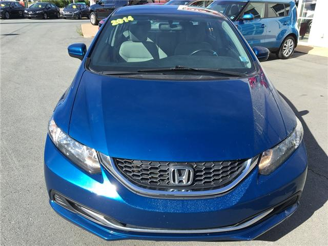 2014 Honda Civic LX (Stk: 18001A) in Hebbville - Image 2 of 14