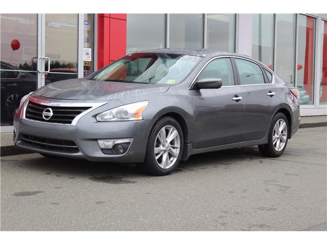 2014 Nissan Altima 2.5 SV (Stk: P0008) in Nanaimo - Image 1 of 7