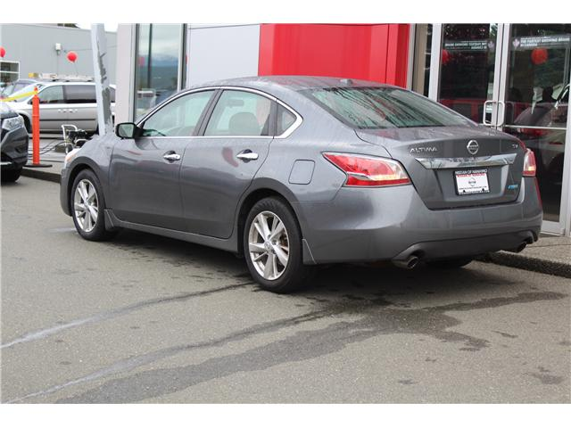2014 Nissan Altima 2.5 SV (Stk: P0008) in Nanaimo - Image 2 of 7