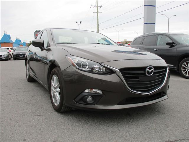 2014 Mazda Mazda3 GS-SKY (Stk: 171998) in Kingston - Image 1 of 13