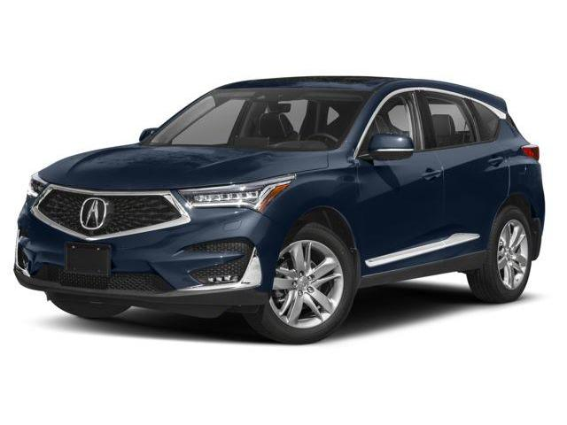 2019 Acura RDX Platinum Elite (Stk: AT196) in Pickering - Image 1 of 9