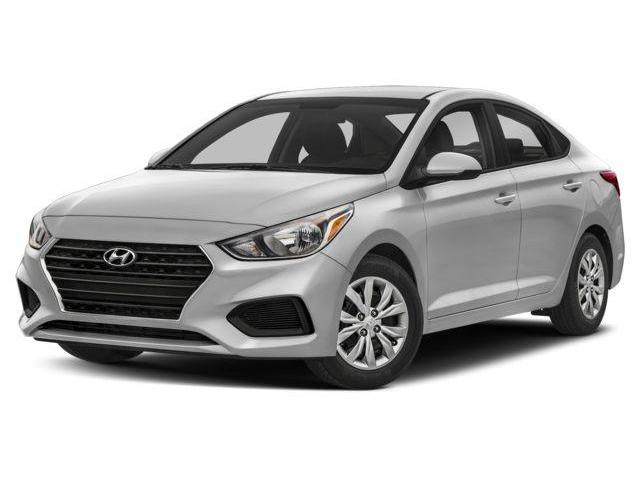 2019 Hyundai Accent Preferred (Stk: 19062) in Ajax - Image 1 of 9