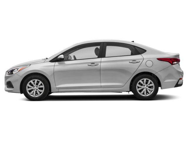 2019 Hyundai Accent Preferred (Stk: 19062) in Ajax - Image 2 of 9