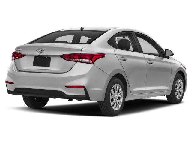 2019 Hyundai Accent Preferred (Stk: 19062) in Ajax - Image 3 of 9