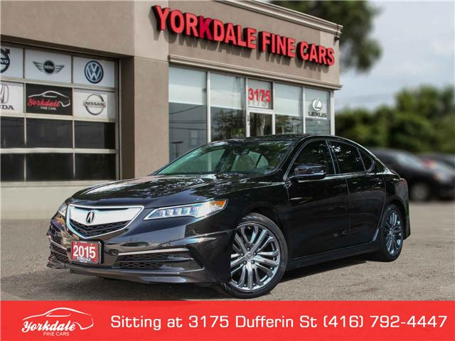 2015 Acura TLX  (Stk: D6299) in Toronto - Image 1 of 28