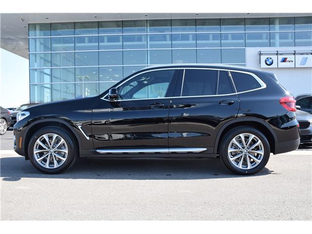 2019 BMW X3 xDrive30i (Stk: 9D94459) in Brampton - Image 2 of 12
