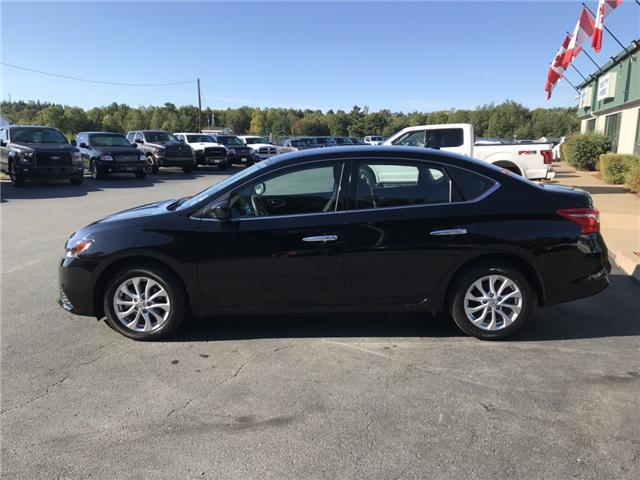 2018 Nissan Sentra 1.8 SV (Stk: 10123) in Lower Sackville - Image 2 of 17