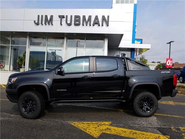 2018 Chevrolet Colorado ZR2 (Stk: 181287) in Ottawa - Image 2 of 2