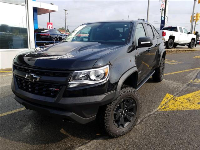 2018 Chevrolet Colorado ZR2 (Stk: 181287) in Ottawa - Image 1 of 2