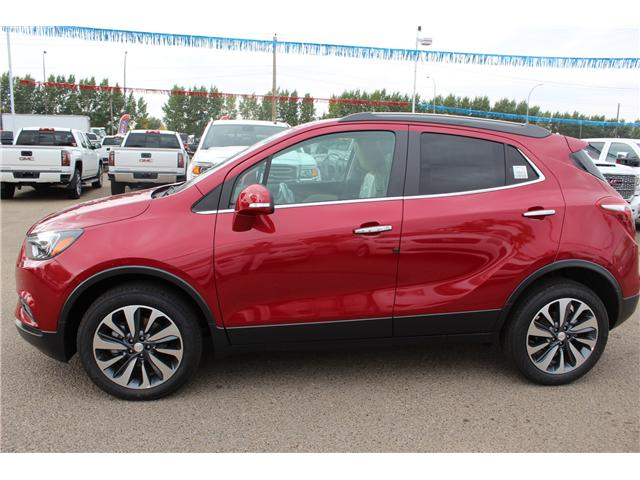 2019 Buick Encore Essence (Stk: 168100) in Medicine Hat - Image 4 of 19