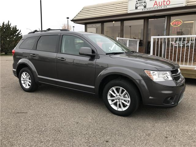 2017 Dodge Journey SXT (Stk: B2116) in Lethbridge - Image 1 of 24