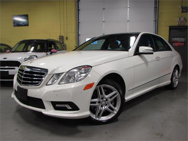 2011 Mercedes-Benz E-Class Base (Stk: C0717ax) in North York - Image 1 of 24