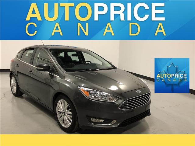 2018 Ford Focus Titanium (Stk: D9775) in Mississauga - Image 1 of 29
