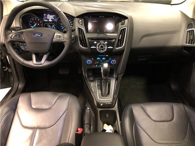 2018 Ford Focus Titanium (Stk: D9775) in Mississauga - Image 11 of 29