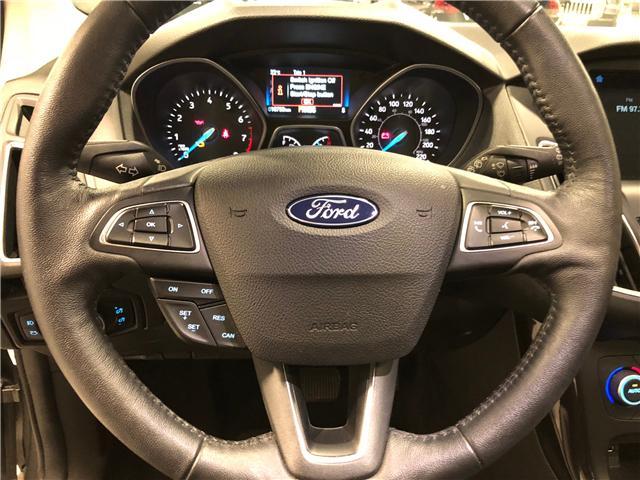 2018 Ford Focus Titanium (Stk: D9775) in Mississauga - Image 12 of 29
