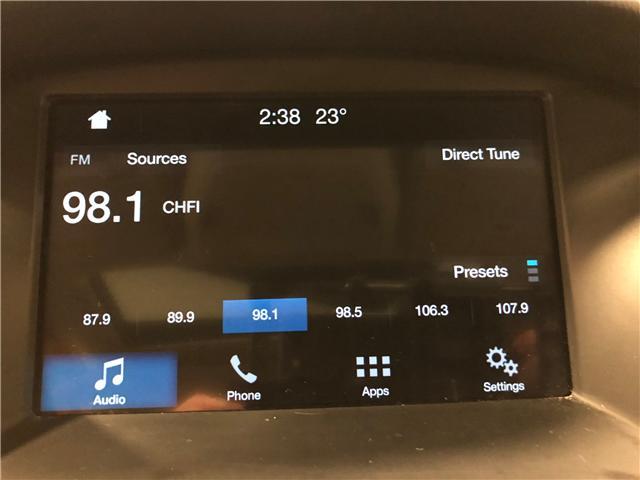 2018 Ford Focus Titanium (Stk: D9775) in Mississauga - Image 20 of 29