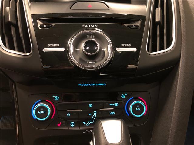 2018 Ford Focus Titanium (Stk: D9775) in Mississauga - Image 16 of 29